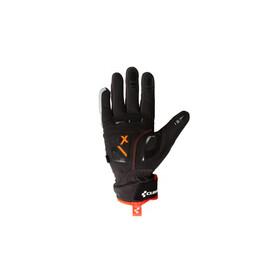 Cube Natural Fit X-Shell Glove Men schwarz/rot